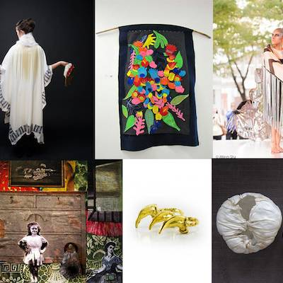 """Artists Selected to Create New Works in Fashion, Textiles and Wearable Art for Inaugural Collective Creation Project """"Cultural Appropriation"""""""