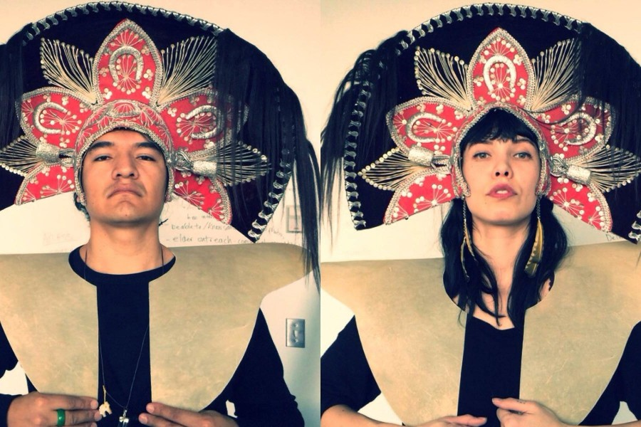 INDIAN GIVER setsuné indigenous fashion incubator